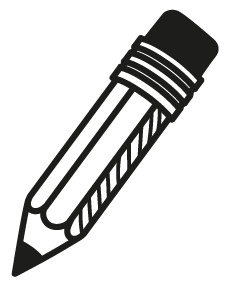 Familie van i | potlood
